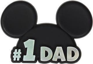 Disney 米奇老鼠耳朵 #1 Dad 磁贴