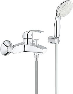 Grohe 高仪 Eurosmart 欧瑞斯玛 浴室淋浴龙头(单把手浴缸龙头 DN 15)镀铬 3330220A