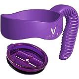 everie tumbler 手柄 ev-303 紫色 30 oz