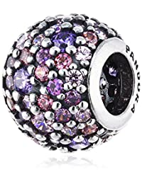 Pandora 潘多拉 丹麦品牌 锆石银首饰 791261ACZMX
