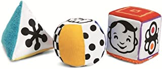 Manhattan Toy 曼哈顿玩具 Wimmer-Ferguson 心智塑造多感官柔软运动玩具组套