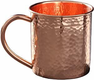 Alchemade Moscow Mule 铜杯 12 oz Hammered Copper Mug 12 oz Hammered Copper Mug 2012
