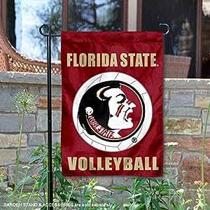 佛罗里达州排球花园旗和院旗