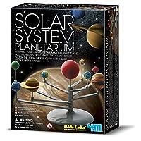 4M 太空行星系列 科学探索益智教育玩具 太阳系行星仪