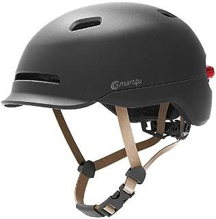 SMART4U SH50L / L SH50L 黑色尺寸 L 内部头盔 EPS 泡沫 室外 PC 高*灯 7 级成人中性