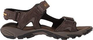 Columbia 男式 santiam 3挂带徒步凉鞋