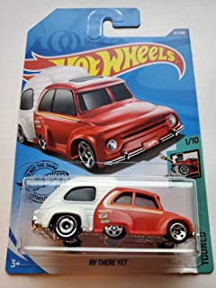 Hot Wheels 2020 Tooned RV There Yet, 37/250 红色