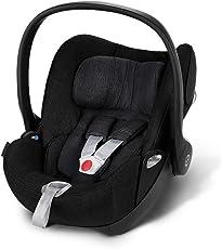香港进口亚太版 德国CYBEX 赛百斯 儿童汽车安全提篮 Cloud Q Plus 星辰黑 适合0-13kg 约0-18个月 国内发货 包邮包税