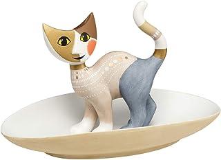 Goebel 首饰猫,瓷器,多色,15 x 8 x 10 厘米