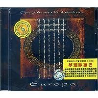 进口CD:梦回欧罗巴/克利斯·斯菲里斯 Europa/Chris Spheeris/Voudouris(CD)ES30032