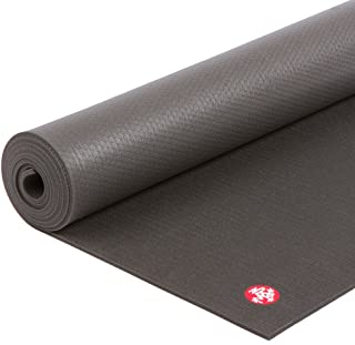 Manduka PRO Yoga Mat – Premium 6mm Thick Mat, Eco Friendly, Oeko-Tex Certified, Chemical Free, High Performance Grip, Ultr...