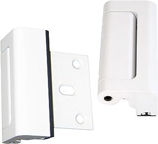 白色门守护*锁,2 只装,原装 - 请勿被仿制者愚弄