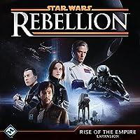 Fantasy Flight Games FFGSW04 星球大战 帝国崛起的叛乱扩展游戏