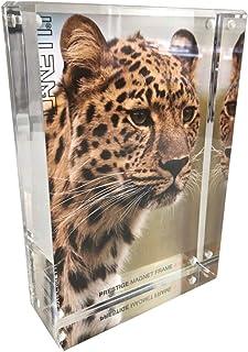 Canetti 原装磁体框架Prestige 亚克力卢西亚框架LC605 5x7 透明