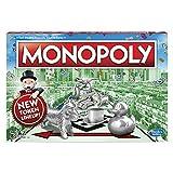Hasbro 孩之宝 Monopoly 地产大亨 经典版 C1009(新老包装 随机发货)