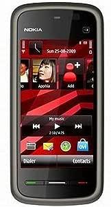 诺基亚5230(Nokia 5230)3G手机(黑色 WCDMA/GSM 普通版 非定制机)