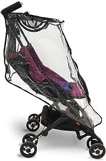 Goodbaby Pockit 婴儿车防水婴儿车配件雨衣适合 GB Pockit 3S 2S 3C Plus 黑色 大