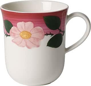 Villeroy & Boch Rose Sauvage 咖啡杯,Crockery 高品质瓷制