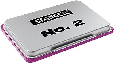 Stanger 1801303 印臺 2 金屬 紅色 亮黑色