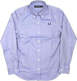 FRED PERRY 长袖衬衫 OXFORD SHIRT F8508 女士
