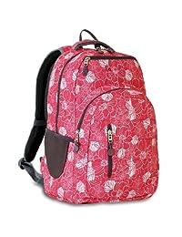 杰华德 中性 学生双肩包书包防水登山旅行减负背包 JWS(亚马逊自营商品, 由供应商配送)