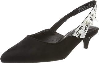 Tamaris 女士1-1-29505-32 露跟高跟鞋