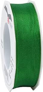有绳透明硬纱丝带 Golf Green 25 mm - 25 m 6072525-607
