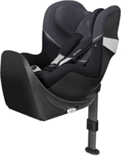 Cybex Sirona M2 I-Size 汽车座椅,包括 Base M 码,黑色