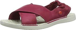 Softinos 女式 Tiu501sof 露趾凉鞋