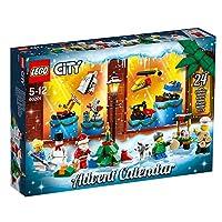 【9月新品】LEGO 乐高  拼插类 玩具  LEGO City  城市系列 城市组2018圣诞倒数日历 60201 5-12岁