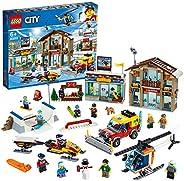 LEGO 乐高 City 城市系列 滑雪胜地 60203