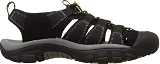 KEEN Men's Newport H2 Sandal,Black,7 M US