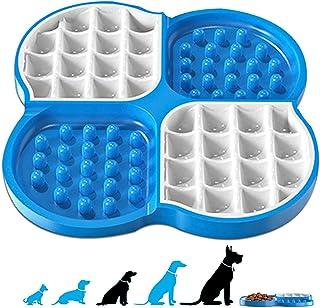 Befx 慢速喂食器狗碗,猫狗慢速喂食碗,慢速喂食器猫碗,缓解*,无聊*,只需添加*零食