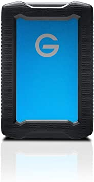 G-Technology 1TB ArmorATD 全地形便携式外置硬盘 - USB-CGARCWWA20001AAB 2TB