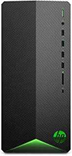HP惠普 Pavilion Gaming TG01-0173nf PC AMD Ryzen 5-3400G 8GB DDR4 SSD 512GB AMD Radeon RX 550 2GB WIN10 LED * 108G1EA#ABF