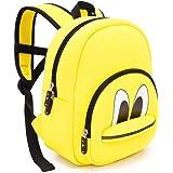 卡卡希 唐老鸭书包 2-8岁卡通太空棉双肩背包 儿童护脊书包 FB-114(亚马逊自营商品, 由供应商配送)