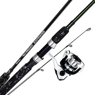 Okuma 钓鱼钓具旅行工具快速旅行套装,旋转组合