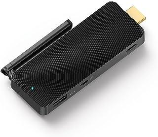 Quantum Access 迷你 PC 棒(Windows 8.1,Intel Atom Z3735F,2GB RAM+32GB 存储)QS-1048-QA Stick PC Only