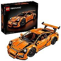 LEGO 乐高 Technic系列 拼插类玩具 保时捷911 GT3 RS 42056 11->16岁 积木玩具