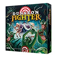 Dungeon 战斗机棋盘游戏(Edge Entertainment edgdf01)