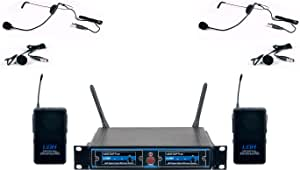 VOCOPRO UDH-DUAL-B1 Handheld Wireless Microphone
