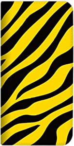 mitas iphone 手机壳800NB-0305-YE/SH-04H 4_AQUOS ZETA (SH-04H) 黄色(无带)