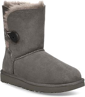 UGG 女式 BAILEY button II 冬季靴子