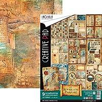 Ciao Bella CBCL013 双面纸包 90 磅 A4 9/包 - Repubbliche Marinare, 9 设计/1