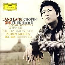 郎朗:肖邦钢琴协奏曲(CD)