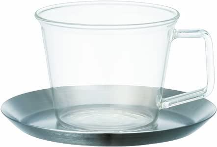 KINTO 咖啡杯及杯碟 Cast 不锈钢23085