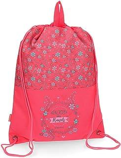 MOVOM Enjoy 休闲背包 46 厘米 0.81 粉色(玫瑰色)