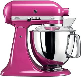 KitchenAid 電動廚房多用機 Artisan,4.8升,紫紅色