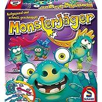 Schmidt Spiele 40557 怪物猎人,动作游戏 多彩