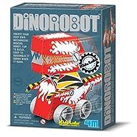 4M 创意科普系列 科学探索益智教育玩具 恐龙机器人